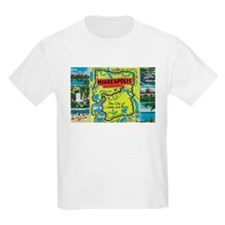 1940's City of Lakes and Parks T-Shirt