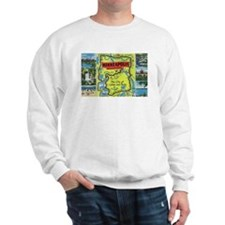 1940's City of Lakes and Parks Sweatshirt
