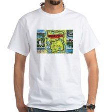 1940's City of Lakes and Parks Shirt