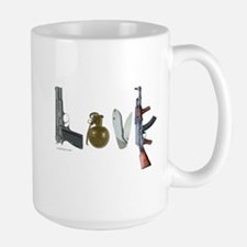 SECOND AMENDMENT Large Mug