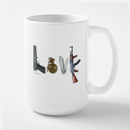SECOND AMENDMENT Large Mug