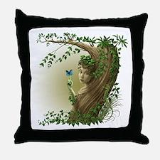 Nature Spirit #2 Throw Pillow