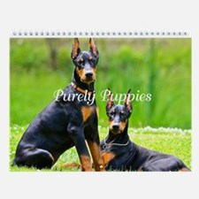 Purely Puppies Calendar