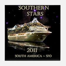 SOUTHERN STARS - Tile Coaster