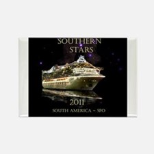 SOUTHERN STARS - Rectangle Magnet