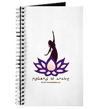 FOA Midnight Logo Class Notebook