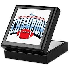 2009 Fantasy Football Champio Keepsake Box