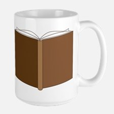 Addicted to Books! Large Mug