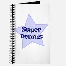 Super Dennis Journal