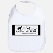 Animal Helpline Bib