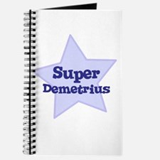 Super Demetrius Journal