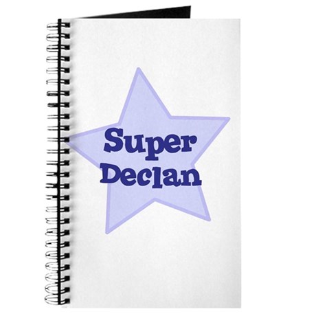 Super Declan Journal