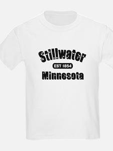 Stillwater Established 1854 T-Shirt