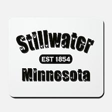 Stillwater Established 1854 Mousepad