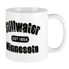 Stillwater Established 1854 Mug