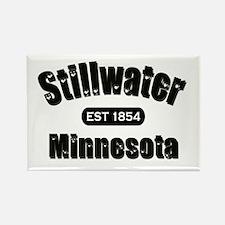 Stillwater Established 1854 Rectangle Magnet