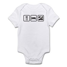 Eat sleep FJ! Infant Bodysuit