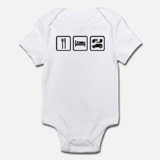 Eat sleep FJ! Infant Bodysuit