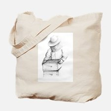 The Bee Keeper Tote Bag