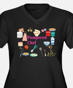 Pampered_Chef Plus Size T-Shirt