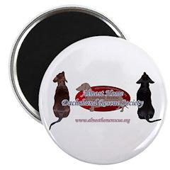 3 Dog AHDRS Logo Magnet