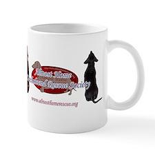 3 Dog AHDRS Logo Mug