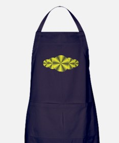 Yellow Illusion Apron (dark)