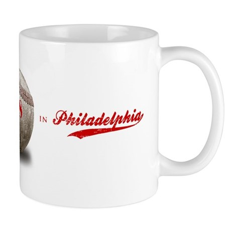 Philadelphia '08 Mug