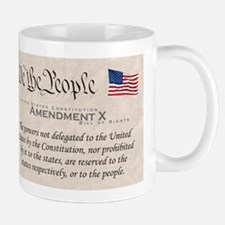 Amendment X Mug