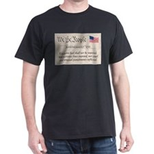 Amendment VIII T-Shirt
