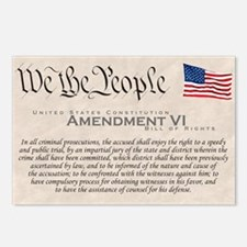 Amendment VI Postcards (Package of 8)