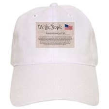Amendment VI Baseball Cap
