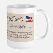 Amendment II Mug