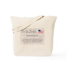 Amendment II Tote Bag