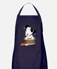 Doggie Bath Apron (dark)