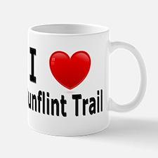 I Love the Gunflint Trail Mug