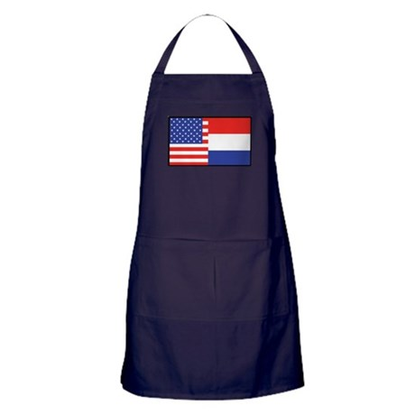 USA/Holland Apron (dark)