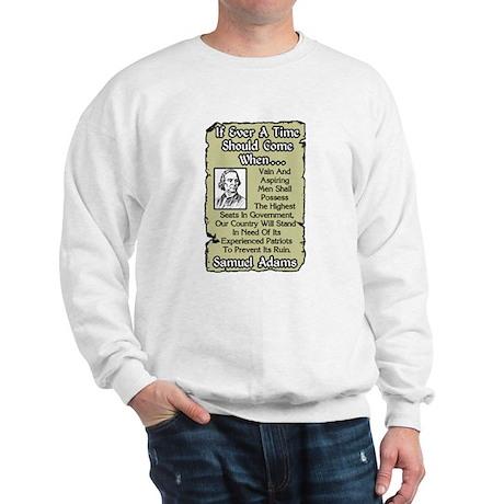 """Experienced Patriots"" Sweatshirt"