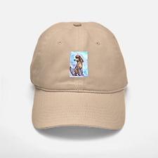Brown Poodle Gifts Baseball Baseball Cap