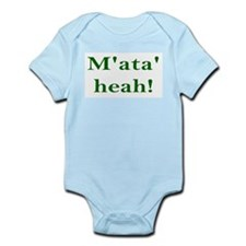 M'ata'heah! Infant Creeper