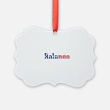 Rolando Ornament