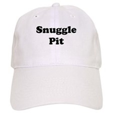 Snuggle Pit Baseball Cap