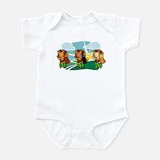 Sweet Hula Babes Infant Bodysuit