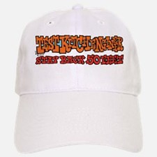 Test Kitchengineer Stay Back 50 Feet Baseball Baseball Cap