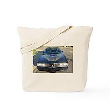 Firebird Trans Am Front Tote Bag
