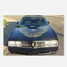 Firebird Trans Am Front Postcards (Package of 8)