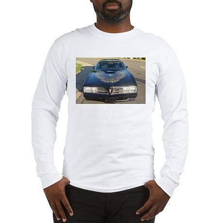 Firebird Trans Am Front Long Sleeve T-Shirt