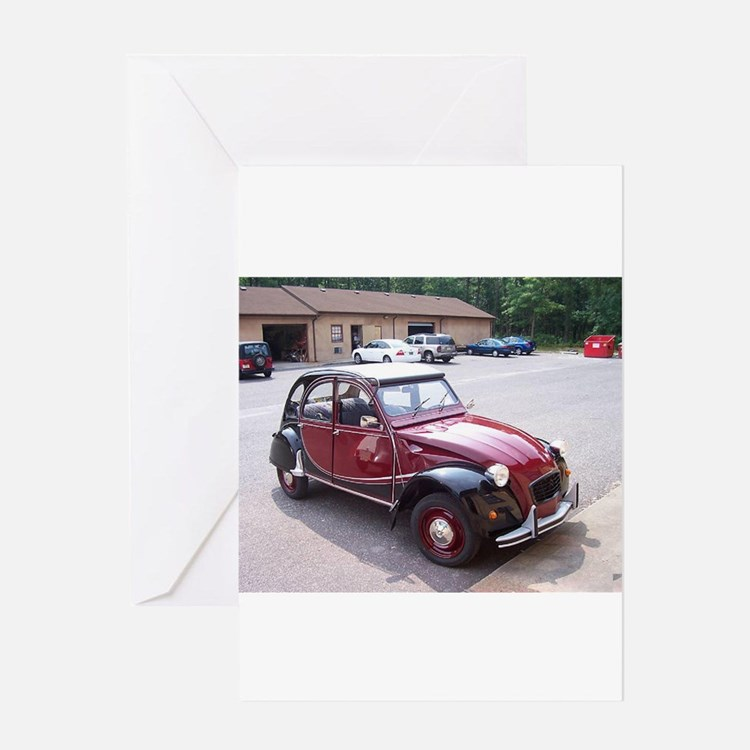 citroen 2cv citroen 2cv greeting cards card ideas sayings designs templates. Black Bedroom Furniture Sets. Home Design Ideas