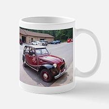2CV Red Mug