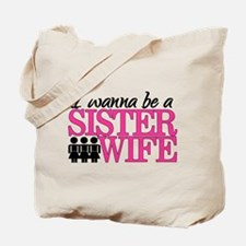 Sister Wife Tote Bag